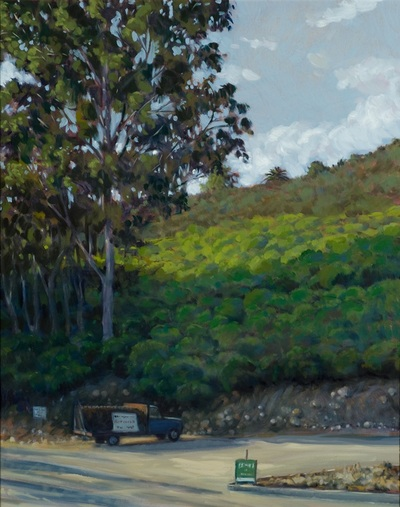 Foothill Eucalyptus by Gina Niebergall